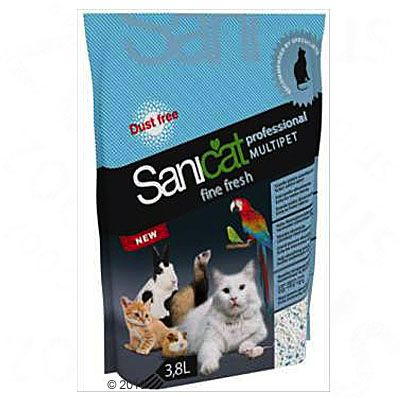 Sanicat Professional Multipet Fine Fresh 3,8 l