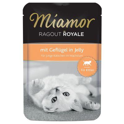 Miamor Ragout Royale 22 x 100 g Kitten