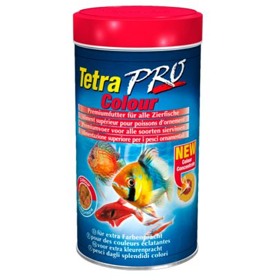 TetraPro Colour flingfoder – 10 l