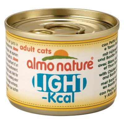 Almo Nature Light 6 x 50 g – Tonggol tonfisk