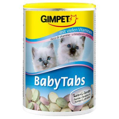 Gimpet Baby Tabs dla kociąt - 3 x 240 sztuk