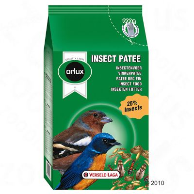 Orlux Insect Patee – 2 x 800 g