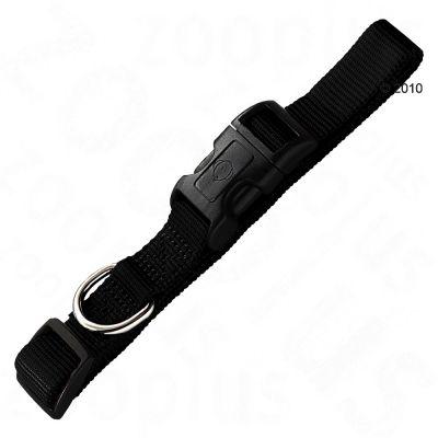 HUNTER Ecco Sport Vario Basic -nailonpanta, musta - M-koko: kaulanympärys 35 - 53 cm, leveys 20 mm