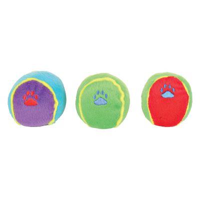 Trixie barevné balónky na hraní - Ø 6 cm (3 kusy)