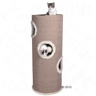 trixie-krabton-cat-tower-xl-bruin-beige