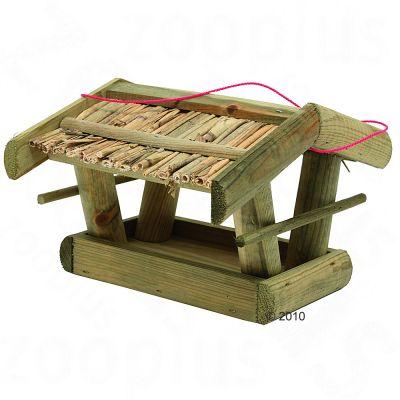 Kitzbhel fågelbord – L 21 x B 20 x H 15 cm