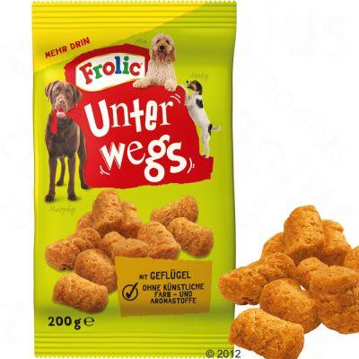 frolic-walky-bites-met-gevogelte-hondenvoer-200-g
