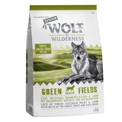 "Wolf of Wilderness Senior ""Green Fields"" - Lam"