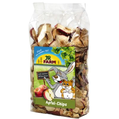 JR Farm Äppelchips – 250 g