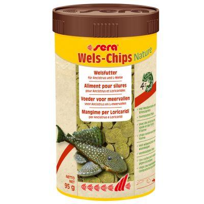 sera Wels Chips Nature - 1 l