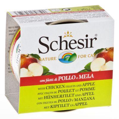 Multipack Schesir Fruit 24 x 75 g