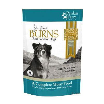 Burns Penlan Farm Range - Egg, Brown Rice & Vegetables - 6 x 400g