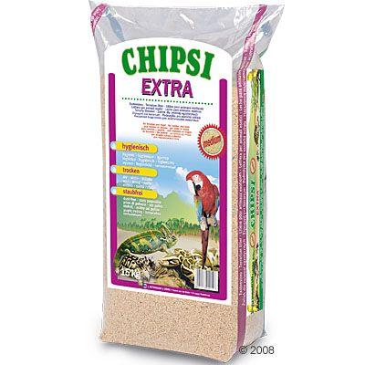 Chipsi Extra Beukenhoutspaanders - 15 kg, XXL-Korreling