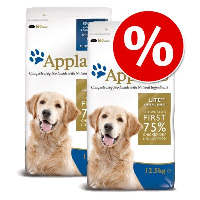 Ekonomipack: 2 stora påsar Applaws hundfoder till lågpris! – Puppy Large Breed Chicken (2 x 7,5 kg)