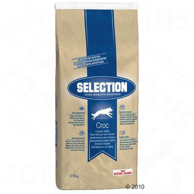 royal-canin-selection-croc-hondenvoer-15-kg
