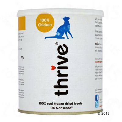 Thrive Maxi Tube Kyckling – 200 g
