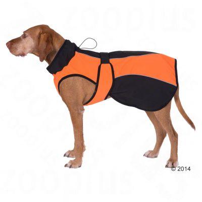 Smartpet Softshell płaszcz dla psa, pomarańczowy - Dł. grzbietu: 50 cm