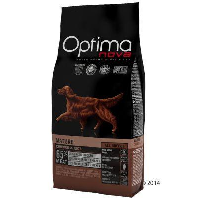 optimanova-adult-mature-kip-rijst-hondenvoer-12-kg