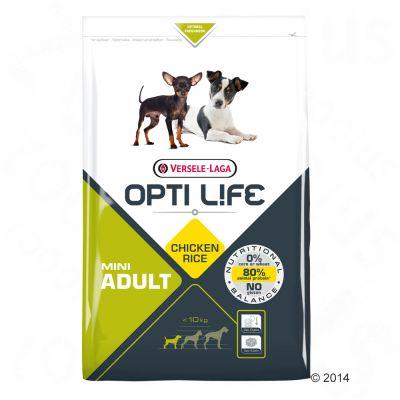Opti Life Adult Mini – Ekonomipack: 3 x 2,5 kg