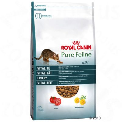 Royal Canin Pure Feline Lively – 1,5 kg