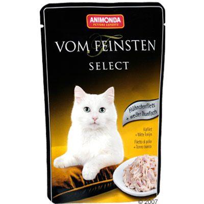 animonda-vom-feinsten-select-kattenvoer-6-x-85-g-kippenfilet-gestold-ei-aloe-vera