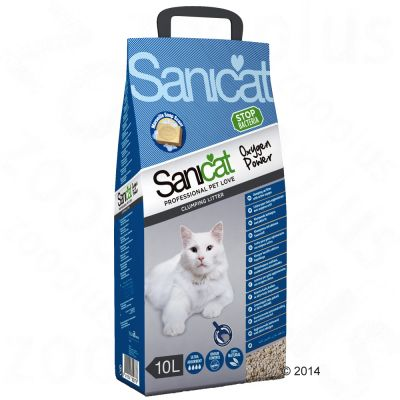Sanicat Oxygen Power Clumping – 10 l