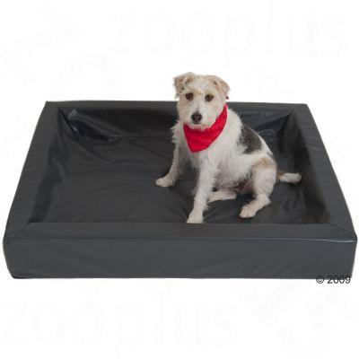 Hygienisk hundsäng, granit – B 100 x D 80 cm