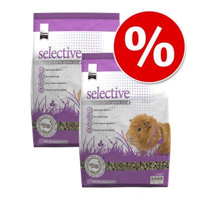 3 kg Selective Guinea Pig marsvinsfoder i ekonomipack – 3 kg