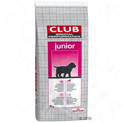 Royal Canin Club Junior -