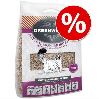 Testerbjudande! 4 kg Greenwoods Montmorillonite för 79 kr – 4 kg