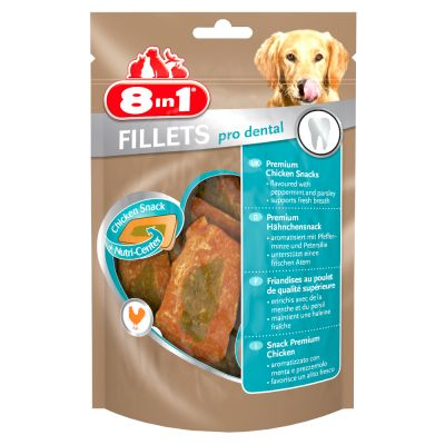 8in1 Fillets Pro Dental 80 g