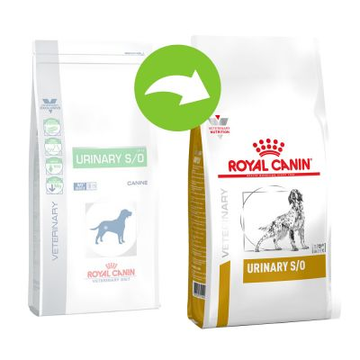 Royal Canin Canine Urinary S/O LP 18 - Veterinary Diet - 13 kg
