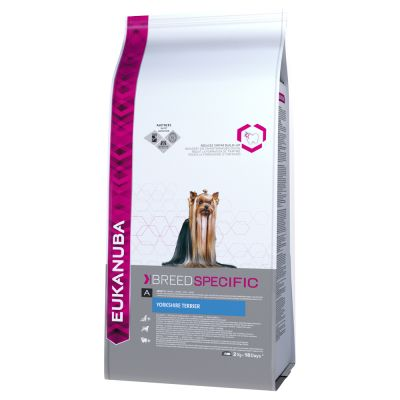Eukanuba Yorkshire Terrier - Breed Specific - 2 kg