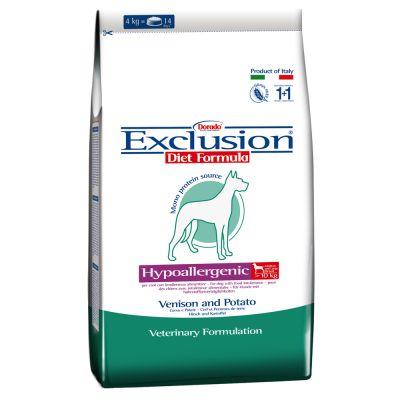Exclusion Diet Maintenance Venison & Potato - säästöpakkaus: 2 x 12 kg