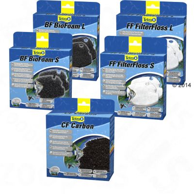Tetra EX Plus External Filter Media – CF Carbon