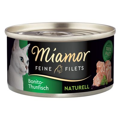 Miamor Feine Filets Naturelle 6 x 80 g