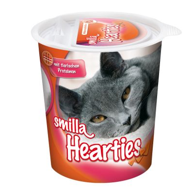 Smilla Hearties - 125 g