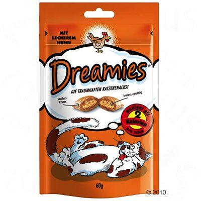 Dreamies kissanherkut 60 g - naudanliha
