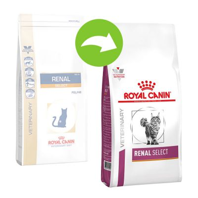 Royal Canin Renal Select - Veterinary Diet - 4 kg