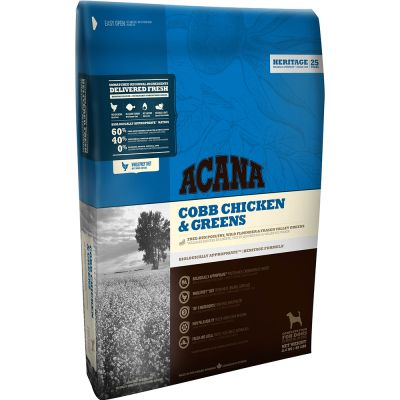 Acana Cobb Chicken & Greens - 11,4 kg