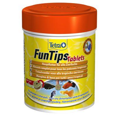 Tetra FunTips Pokarm w tabletkach - 165 tabletek