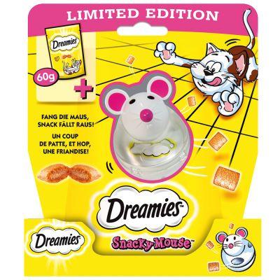Catisfactons met kaas 60 g Snacky Mouse speeltje voor een speciale prijs! 1 stuk