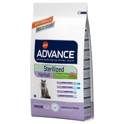 Advance Sterilized Hairball - 10 kg