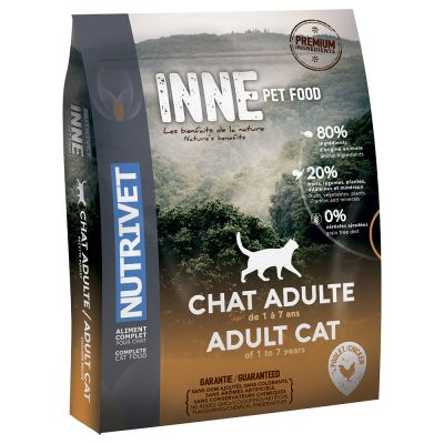 Nutrivet Inne Cat Adult Chicken - 6 kg