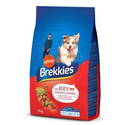 Brekkies Mix nauta - säästöpakkaus: 2 x 15 kg