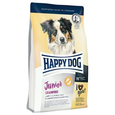 Happy Dog Supreme Young Junior Grainfree - 10 kg