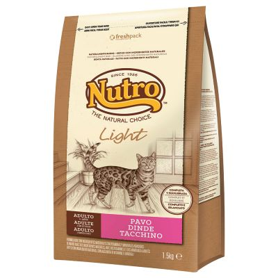 Nutro Natural Choice Light Turkey - 3 x 1,5 kg