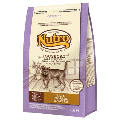Nutro Natural Choice Housecat - 6 x 1,5 kg