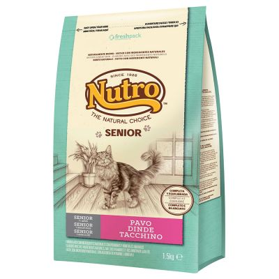 Nutro Natural Choice Senior Turkey - 6 x 1,5 kg