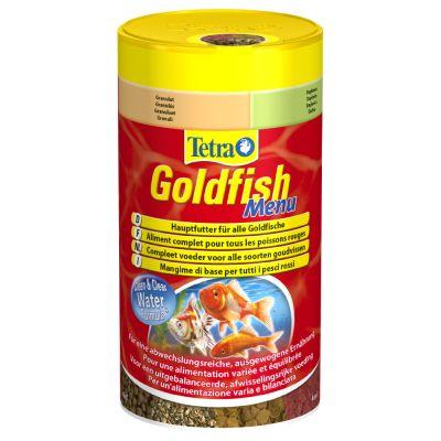 Tetra Goldfish Menu - Säästöpakkaus: 2 x 250 ml